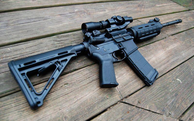 Штурмовые карабины М4 «семейства» M16