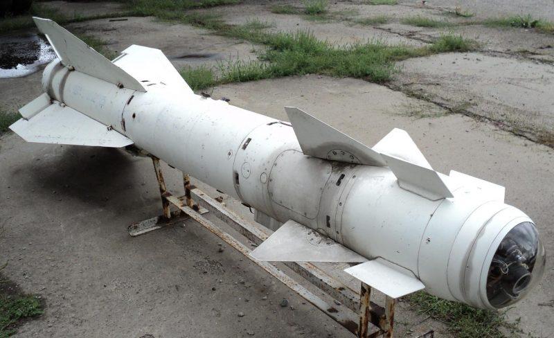 Управляемая ракета Х-29 класса «воздух - поверхность»
