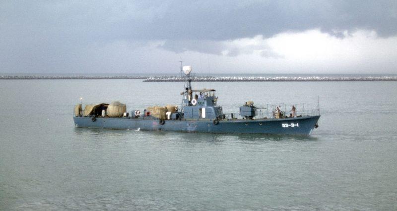 Патрульные корабли проекта 062 (класс «Шанхай»)
