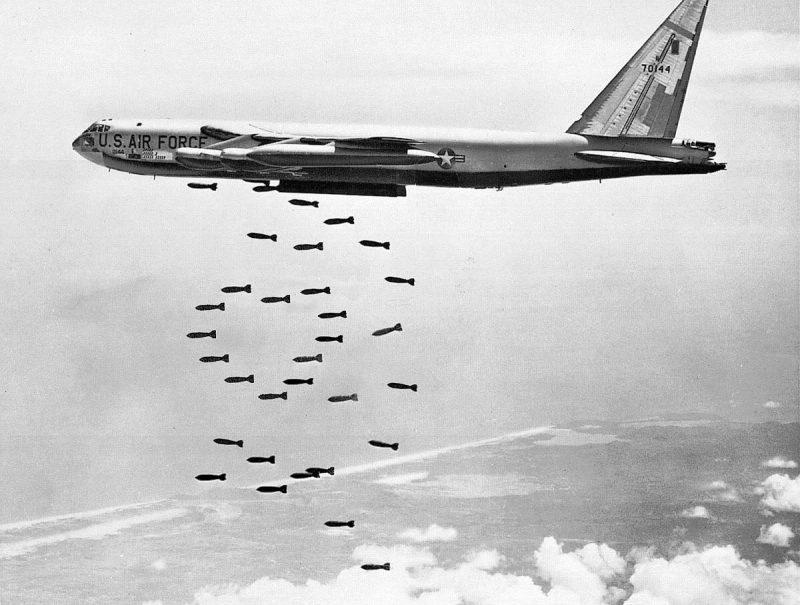 Война во Вьетнаме: операция «Лайнбекер»