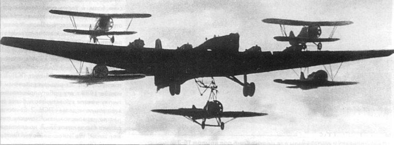 Авиационный проект «Звено»