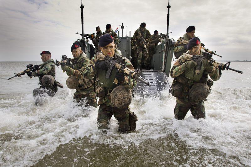 Королевский корпус морской пехоты Нидерландов