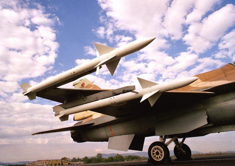 «Дерби» - управляемые ракеты класса «воздух - воздух»