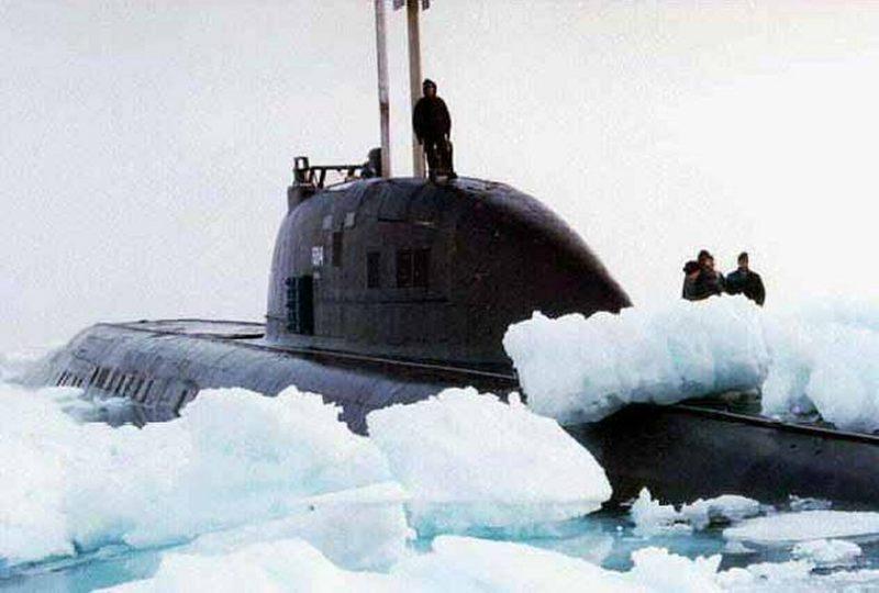 Подводные лодки проекта 671 «Ерш» - первые атомные «охотники»
