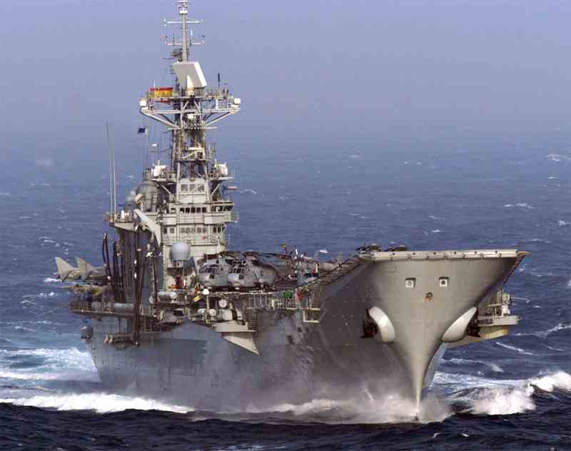 Военно-морские силы Испании