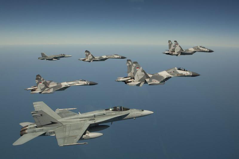 Военно-воздушные силы Индонезии