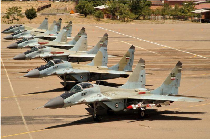 Военно-воздушные силы Ирана