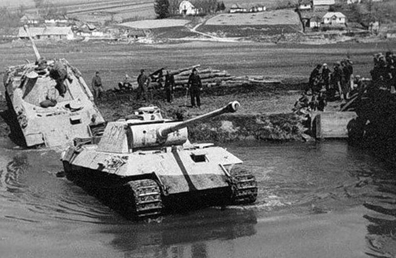 2-я танковая дивизия СС «Дас Райх» - наиболее боеспособная часть «Ваффен-СС»