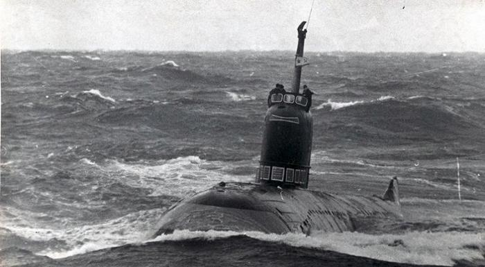 «Ленинский комсомол» (К-3) - первая советская атомная субмарина
