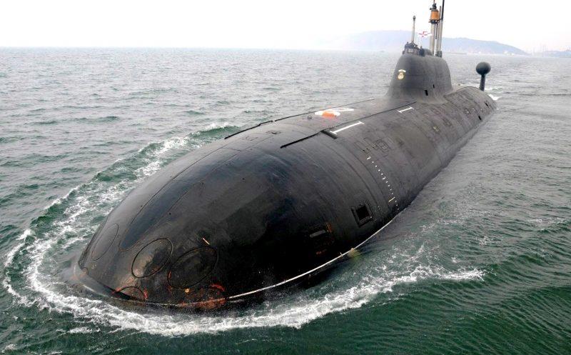 Атомные подводные лодки проекта 971 «Щука-Б»
