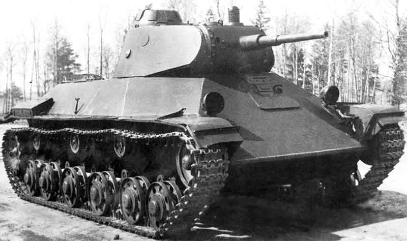 Лёгкий танк Т-50 - оптимальное решение