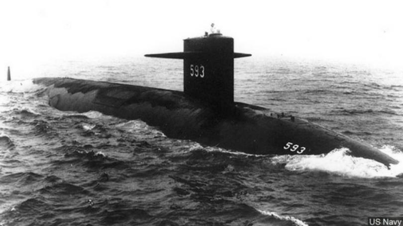 Подводные лодки типа «Трешер»/«Пермит»