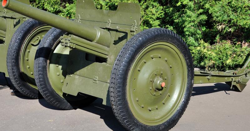 Пушка образца 1927 г. - «рабочая лошадка» артиллерии Красной армии