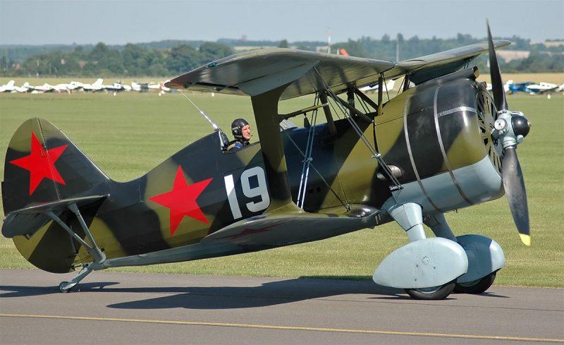 Истребители И-15 и И-15бис