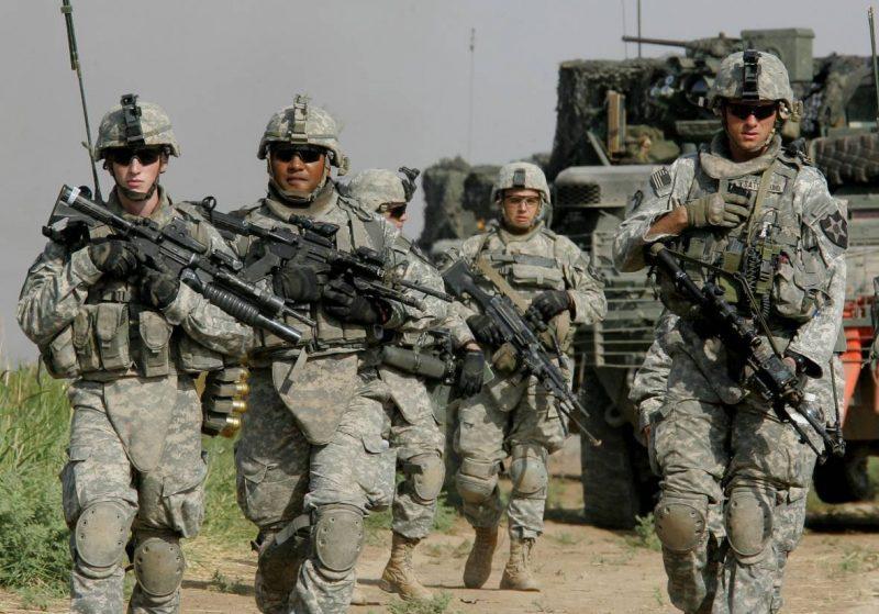 Рейнджеры - подготовленная легкая пехота