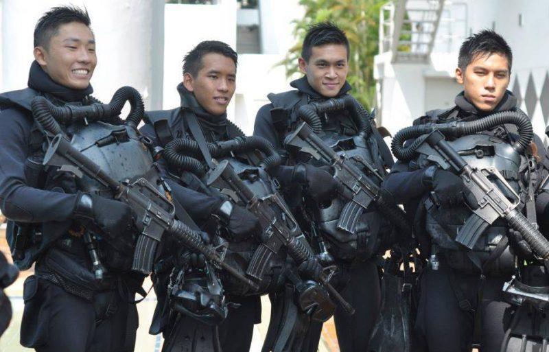 Вооруженные силы Брунея - небольшие но профессиональные