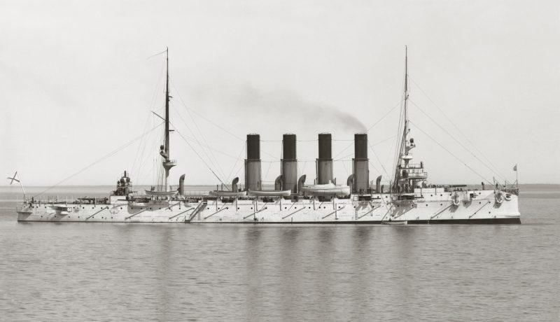 Легендарный крейсер «Варяг»