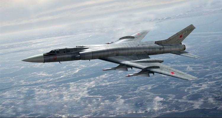 Барражирующий перехватчик Ту-128