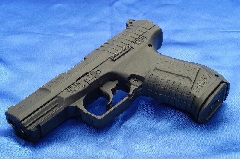 Пистолет «Вальтер» Р99