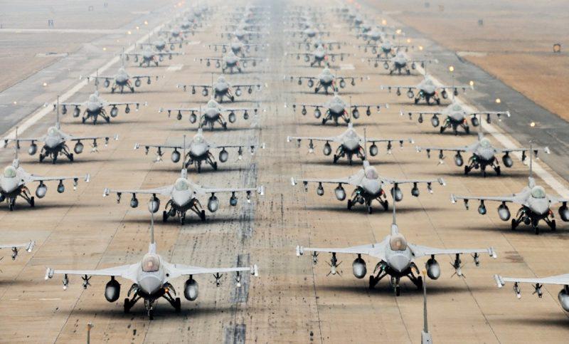 Резервные компоненты ВВС США