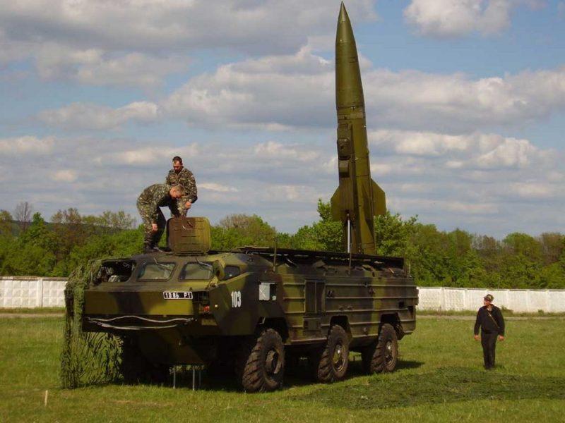9К79 «Точка» - высокоточный тактический ракетный комплекс