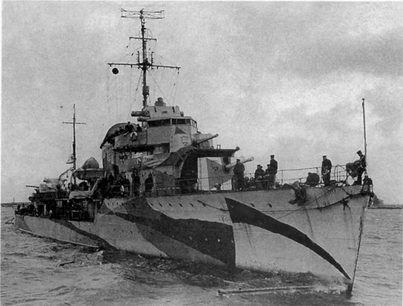 Эсминцы проекта 7У - «Сторожевой» и его собратья