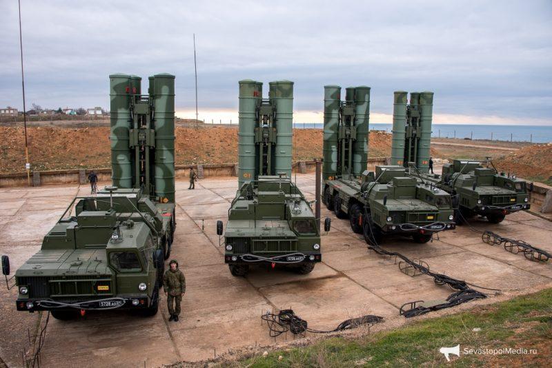 Зенитно-ракетные войска ВВС России
