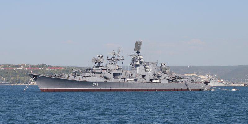 Большие противолодочные корабли проекта 1134Б - океанские «Беркуты»