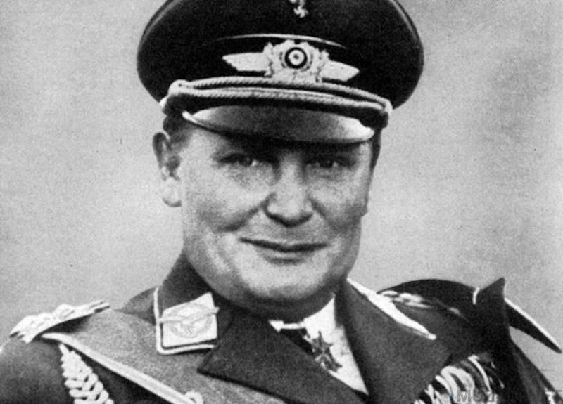 Герман Геринг - второй после Гитлера