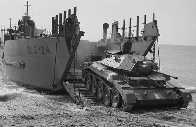 Десантные корабли типа LCT