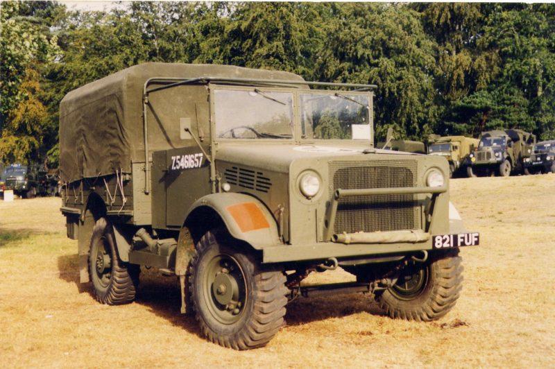 Автомобиль «Бедфорд» MWD - универсальная «рабочая лошадка»