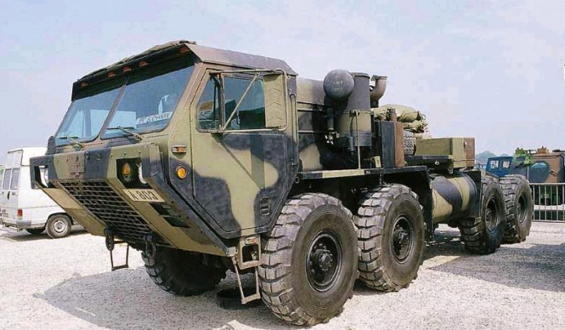 Семейство грузовиков М977 НЕМТТ