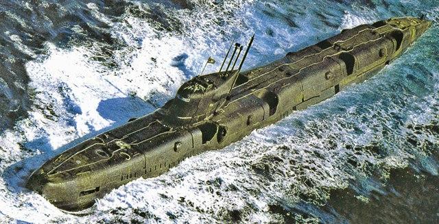 Атомные подводные лодки проекта 675 - охотники за авианосцами