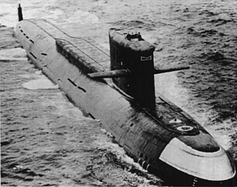 Подводные лодки проекта 667А «Навага»: модификации