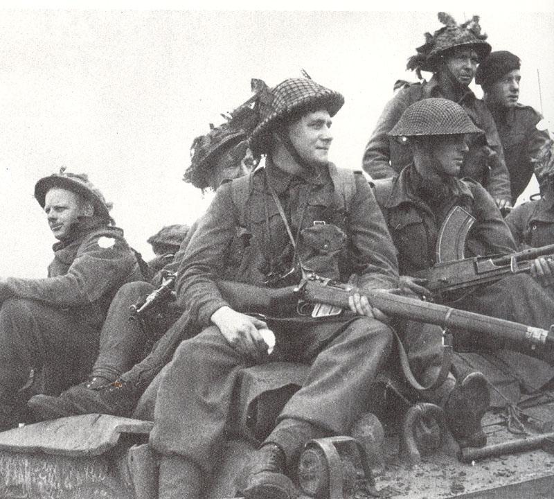 Винтовки «Ли-Энфилд» во Второй мировой войне