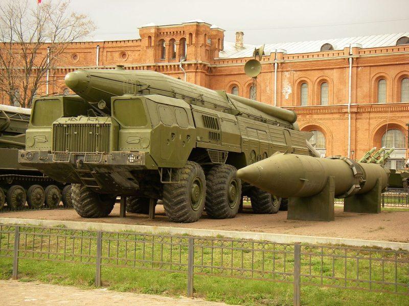 Оперативно-тактический ракетный комплекс (ОТРК) 9К76 «Темп-С»