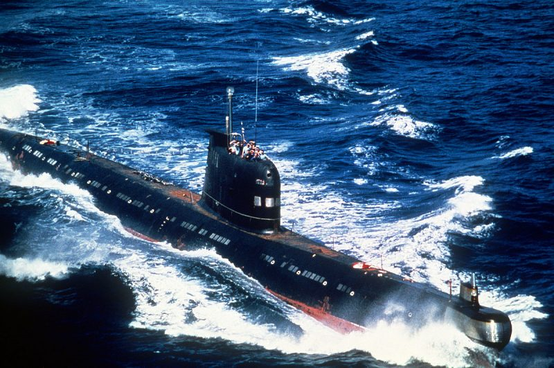Подводные лодки проекта 641