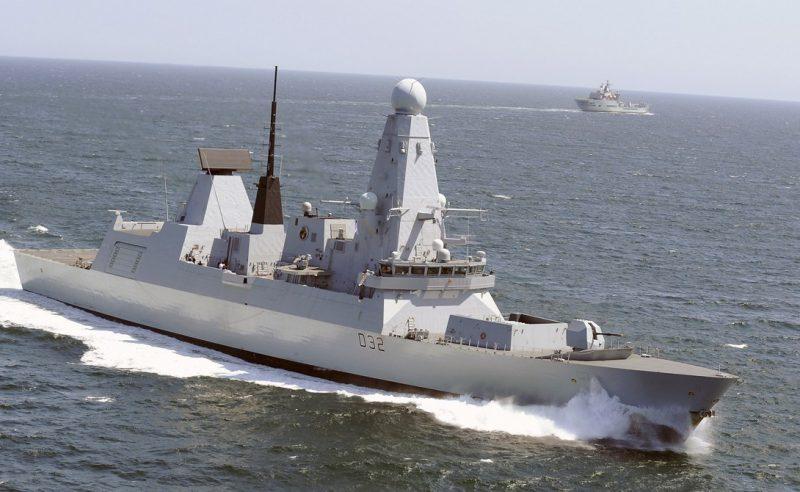 Эсминцы типа «Дэринг» - особенности вооружения