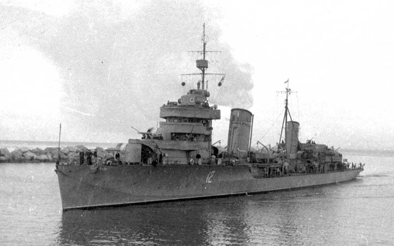 «Ленинград» и «Минск» - лидеры эсминцев