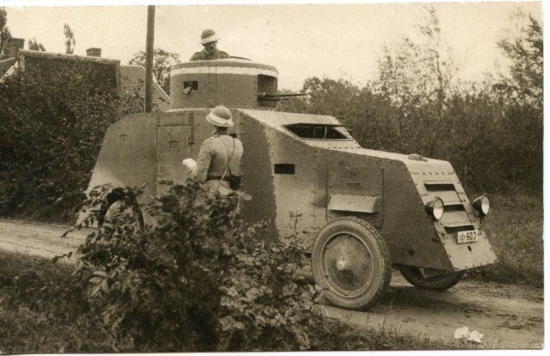 Шведские бронеавтомобили