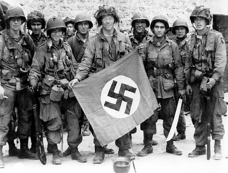 1-я пехотная дивизия США - «большая красная еденица»