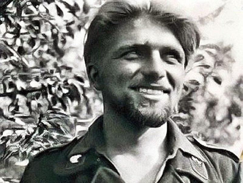 Курт Книспель - танковый ас-бунтарь