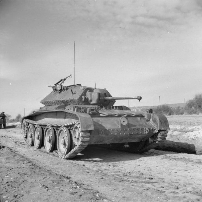 «Ковенантер» - британский крейсерский танк
