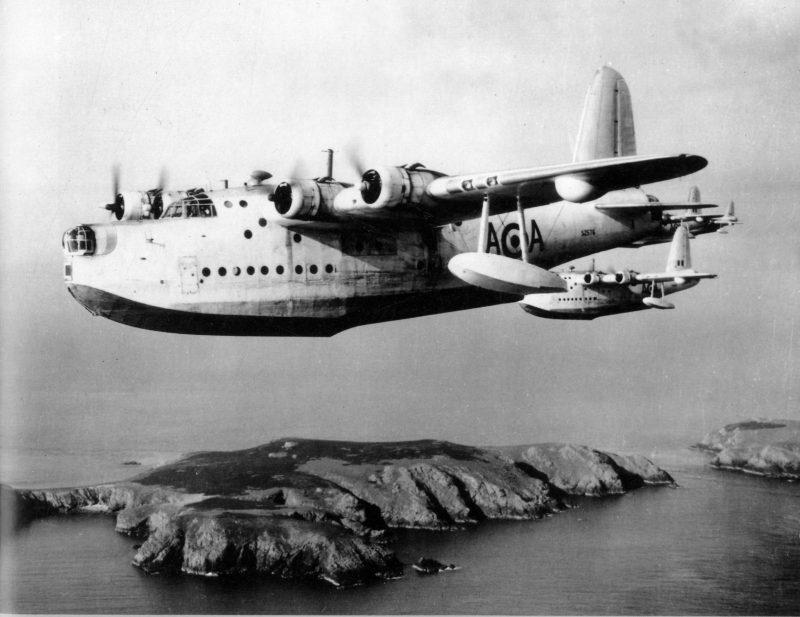 Летающая лодка Шорт «Сандерленд»