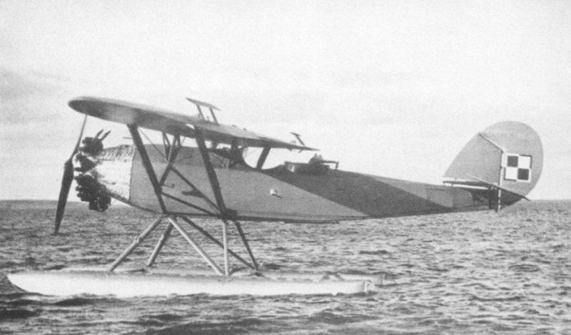Люблин R-XIII — «товажишенцый» самолет