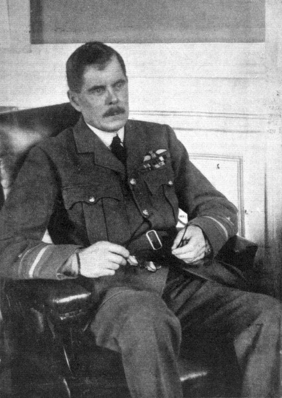 Хью Тренчард - отец королевских воздушных сил