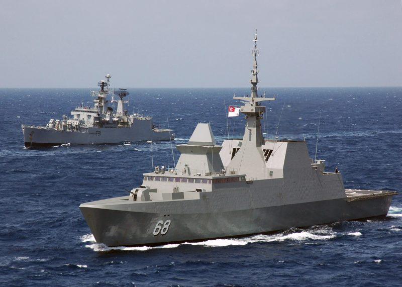 Военно-морские силы Сингапура