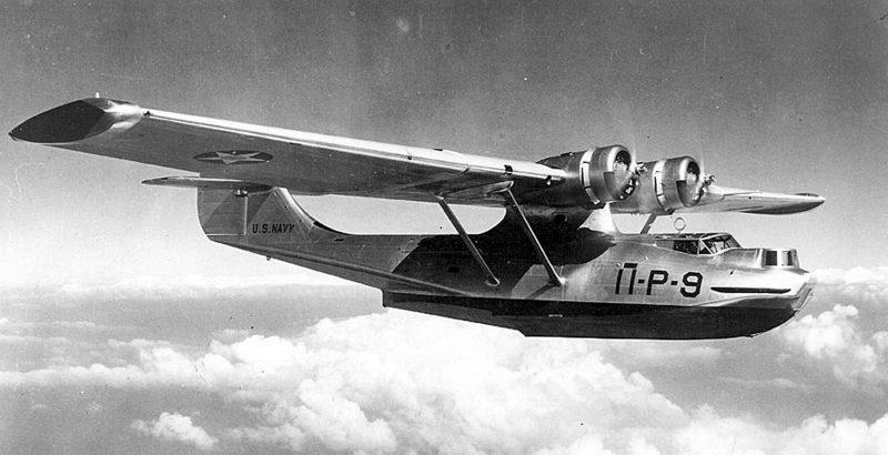 Патрульная летающая лодка «Консолидэйтед» PBY - легендарная «Каталина»