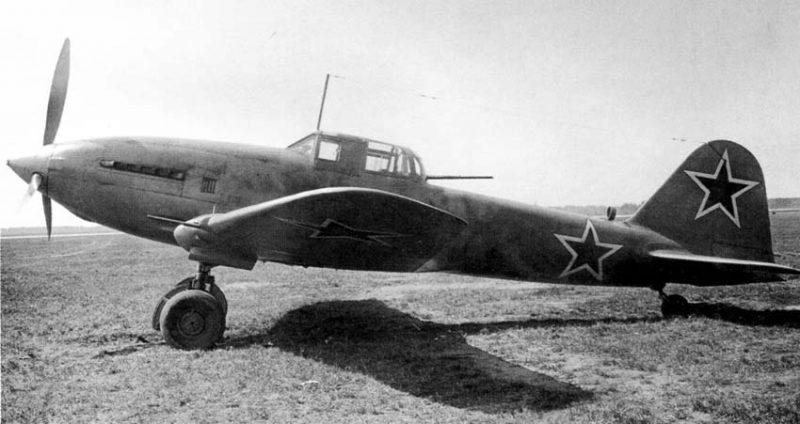 Штурмовик Ил-10 - наследник «Черной смерти»