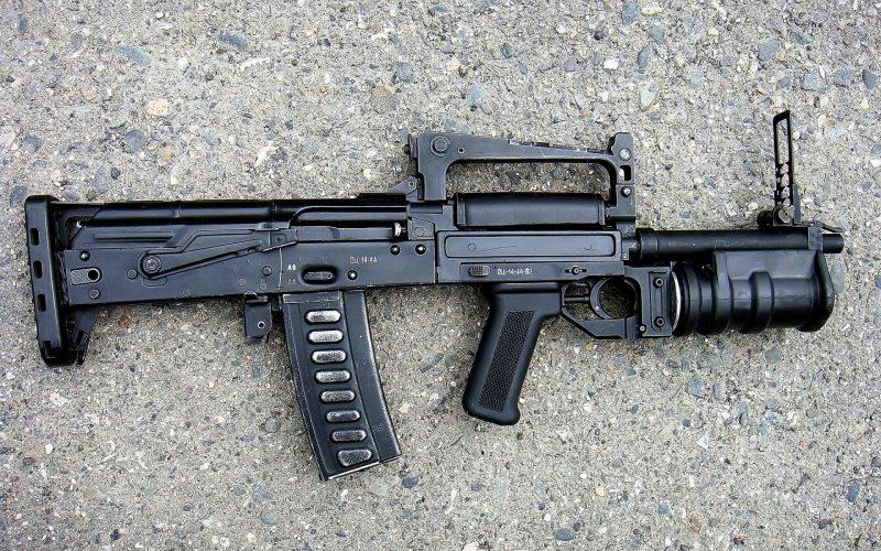 Стрелково-гранатометный 9/40-мм комплекс ОЦ-14-4А «Гроза 4»
